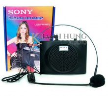 Loa trợ giảng Sony SN - 898 (usb, Fm, Mp3)