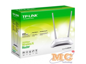 Phát WIRELESS TP-Link 840N 300Mb 2 ANTEN