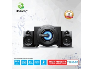 Loa 2.1 Bosston T3700-BT (Bluetooth)