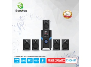 Loa 5.1 Bosston T3800-BT (Bluetooth)