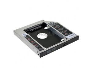 HDD Caddy 2.5 sata 12.7 mm chuyển ổ CD laptop ra hdd