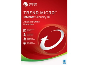 Trend Micro Internet Security 10 (1PC/1Year)