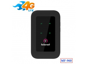 Router Wifi 4G LTE TELENET MF-960  (10 user)