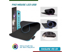Pad RS-01 - Led RGB - Full Box : 305x780x3mm
