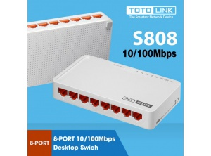 Switch Toto-link S808 8 Port