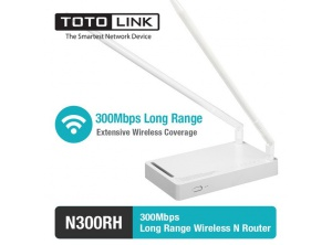 Phát Wireless Totolink  300Mbp N300RH 2 Anten