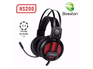 Headphone Bosston HS200 7.1 Led