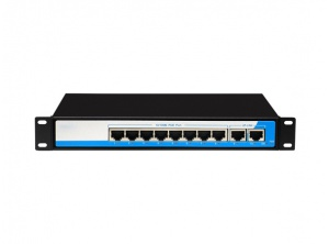Switch POE Hrui 8 Port HR900-AF-82N