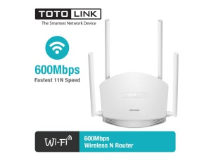 Phát Wireless Totolink N600R - 600Mbps 4 anten