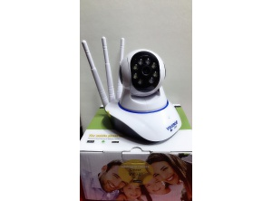 Camera IP Robo Yoosee 3 anten HD 2.0Mpx có màu ban đêm - 8 led array